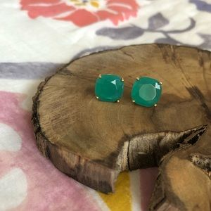Turquoise Kate Spade Studs